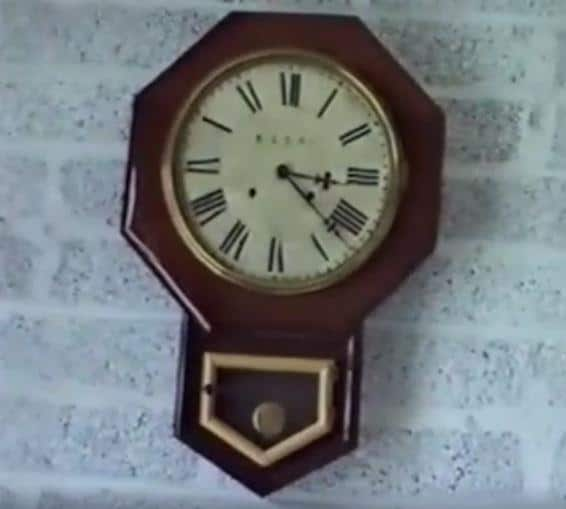 Can You Help Find This Stolen BCDR Clock?