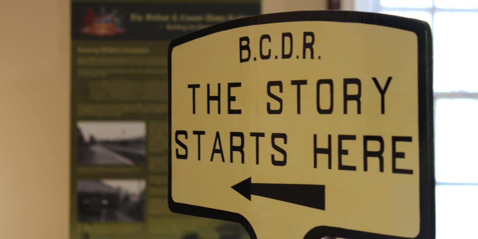 Follow the signs for a journey through the history of railways in County Down