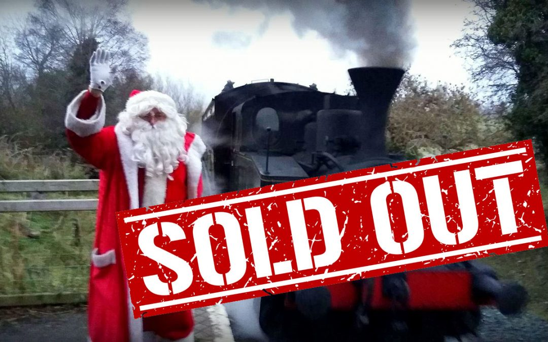 LAPLAND EXPRESS IS SOLD OUT!