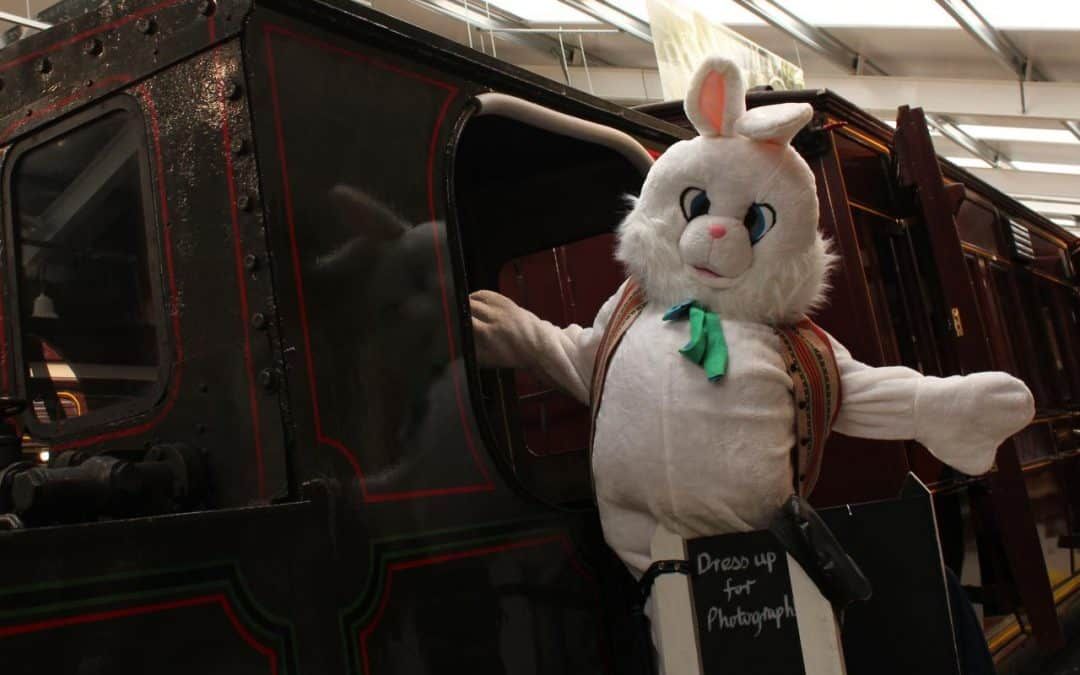 Hop Aboard the Easter Eggspress!