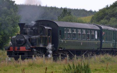 Summer Steam and Diesel Trains