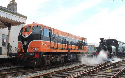 Bank Holiday Weekend Steam & Diesel Trains