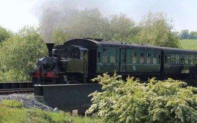 Steam & Diesel Delight at Downpatrick & County Down Railway