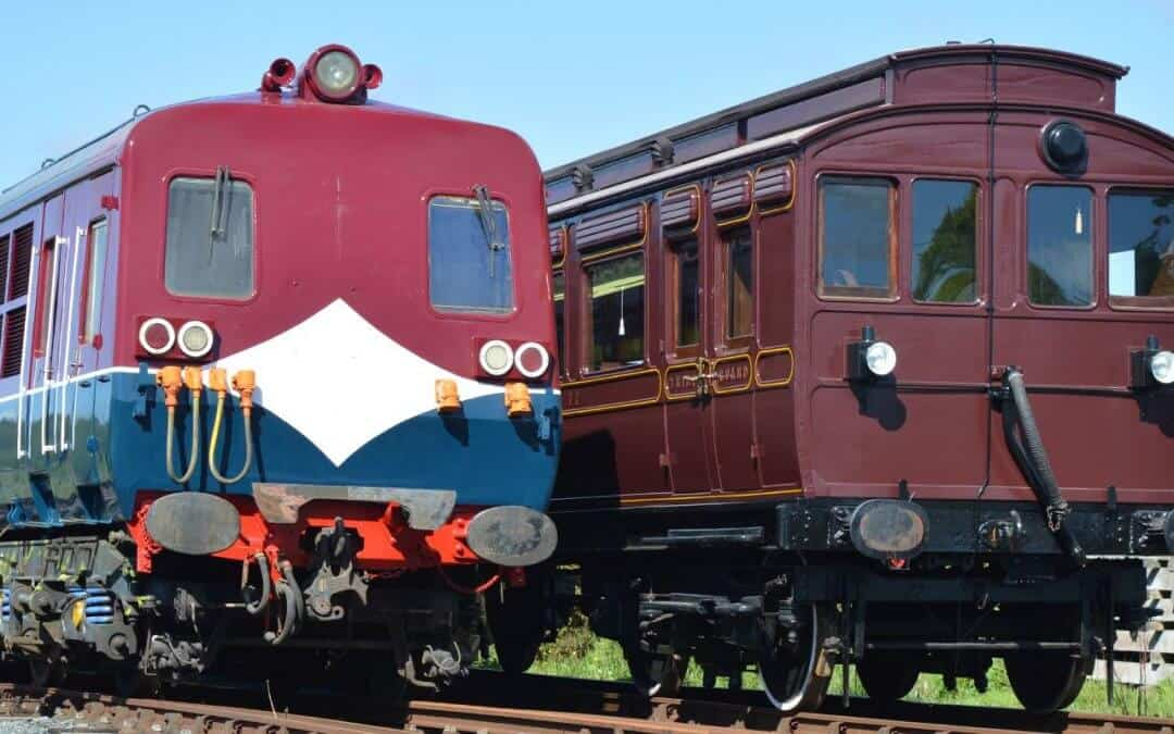 European Heritage Open Days 2018 – Step Back to the Rail Victorian Time!