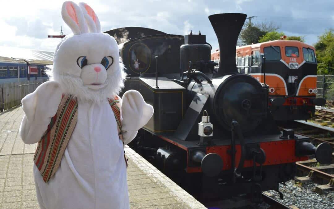 Hop Aboard the Easter Eggspress!