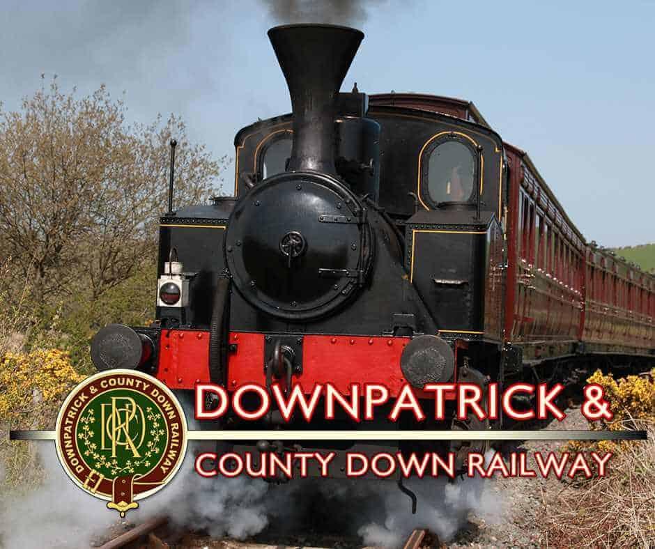 Dcdr Home: Downpatrick & County Down Railway